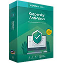 Kaspersky Anti - Virus 2016 - 1 ano