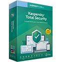 Kaspersky Total Security - 1 ano - 3 PCs